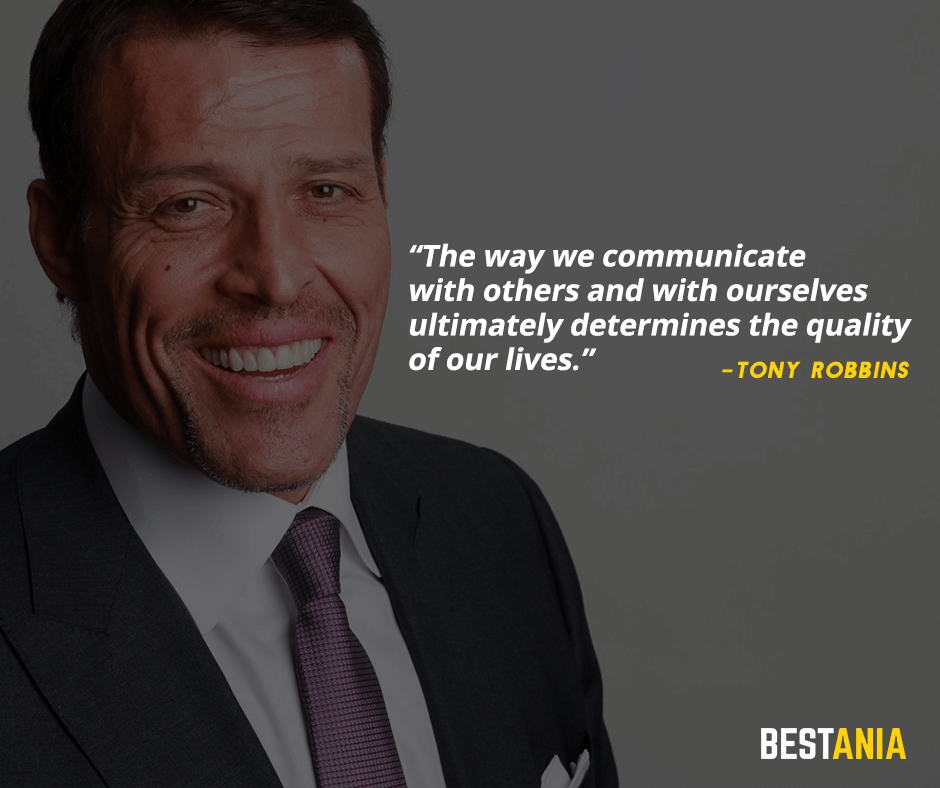 Best Tony Robbins Life Changing Quotes About Self Help