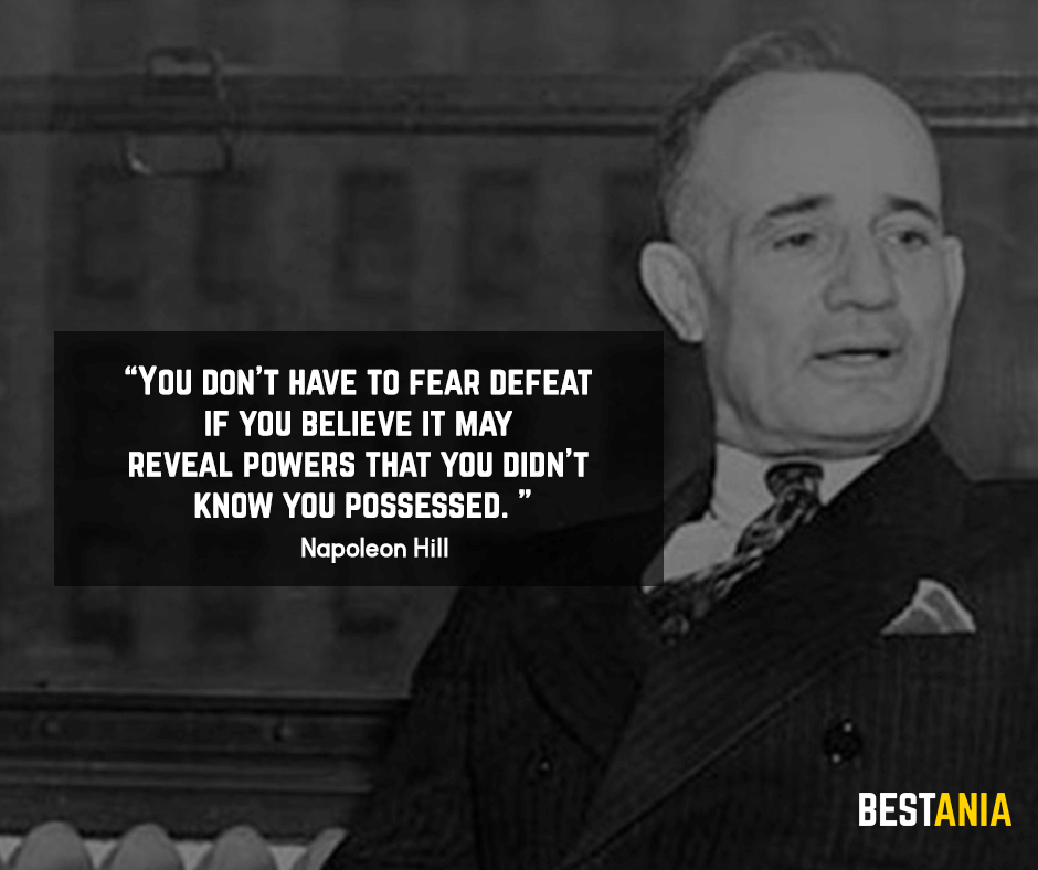 Best Napoleon Hill Quotes About Personal And Corporate Success