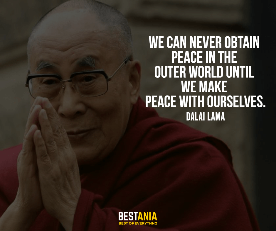 Best Peace And Prosperity Quotes