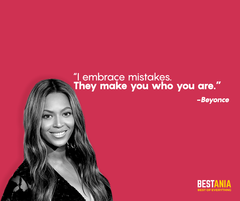 Best Beyonce Quotes About Being Your Ownself