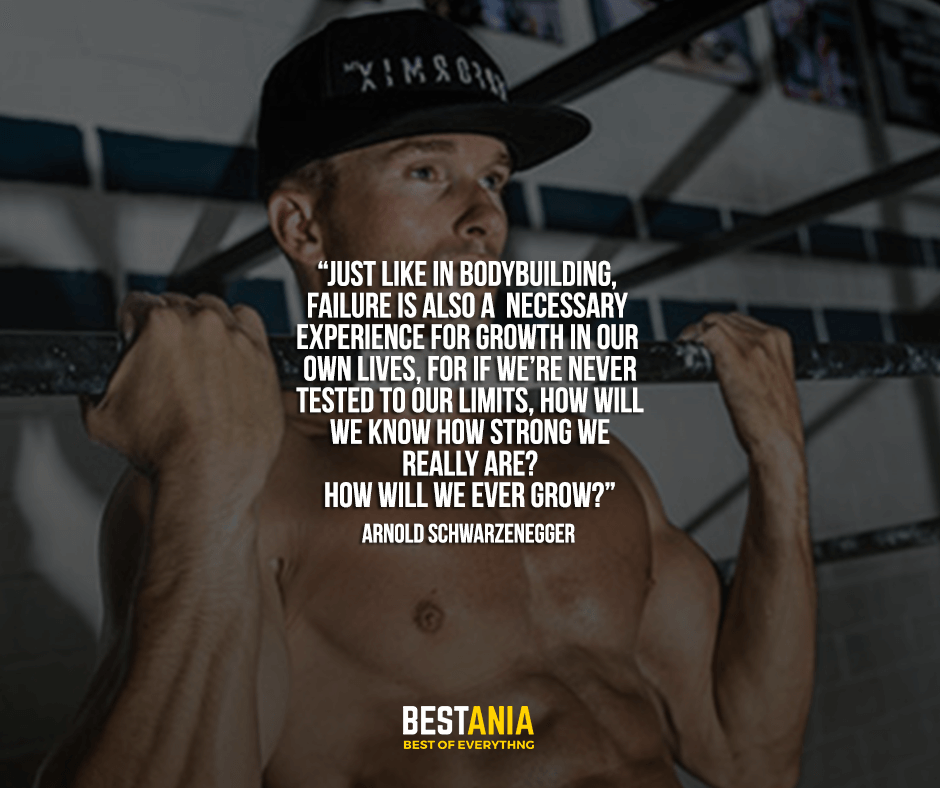 body building quote