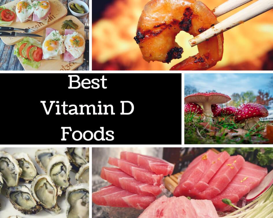 Best Vitamin D Foods To Improve Health- List of Top 9