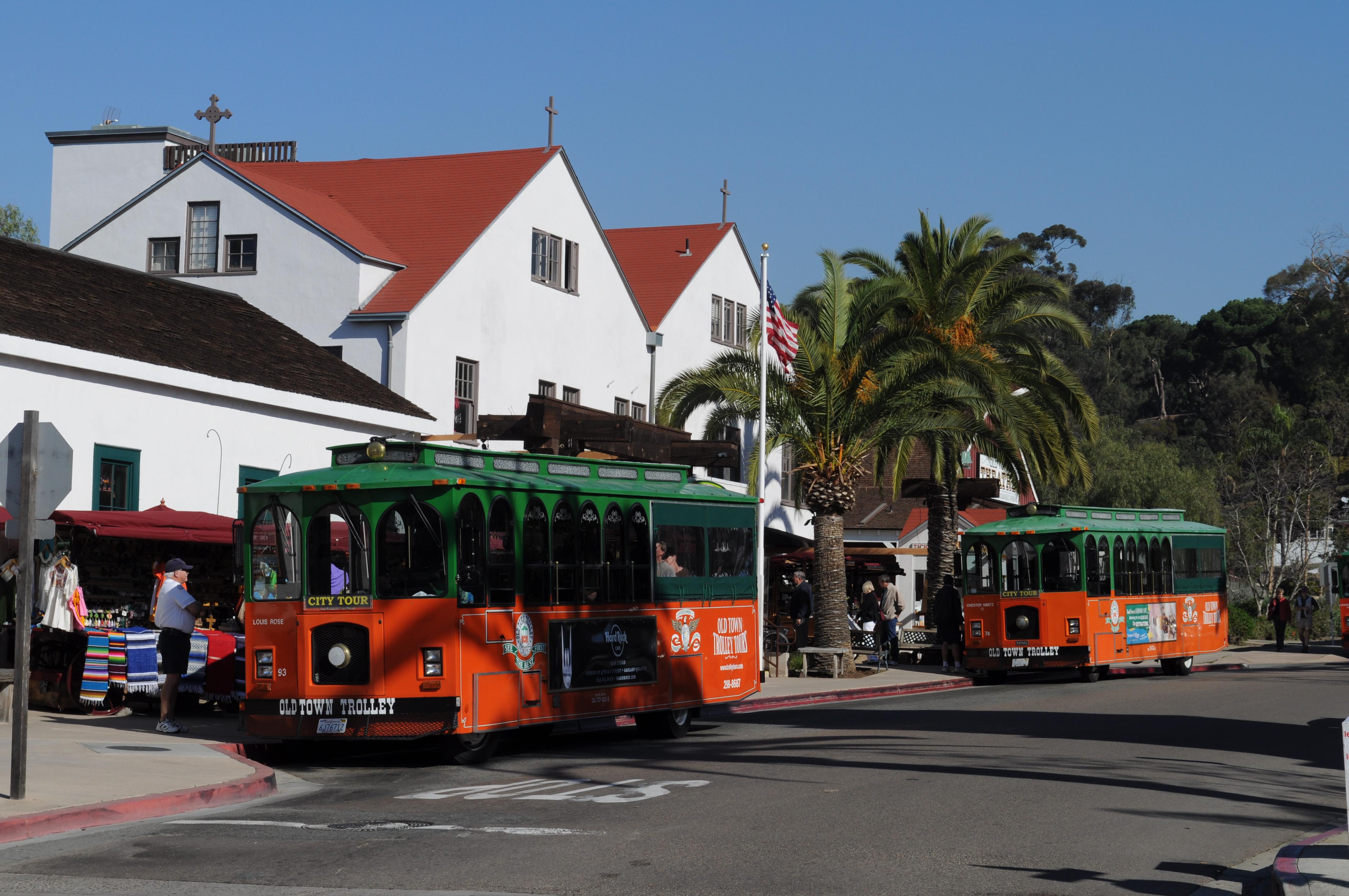 San_Diego_Old_Town_trolley