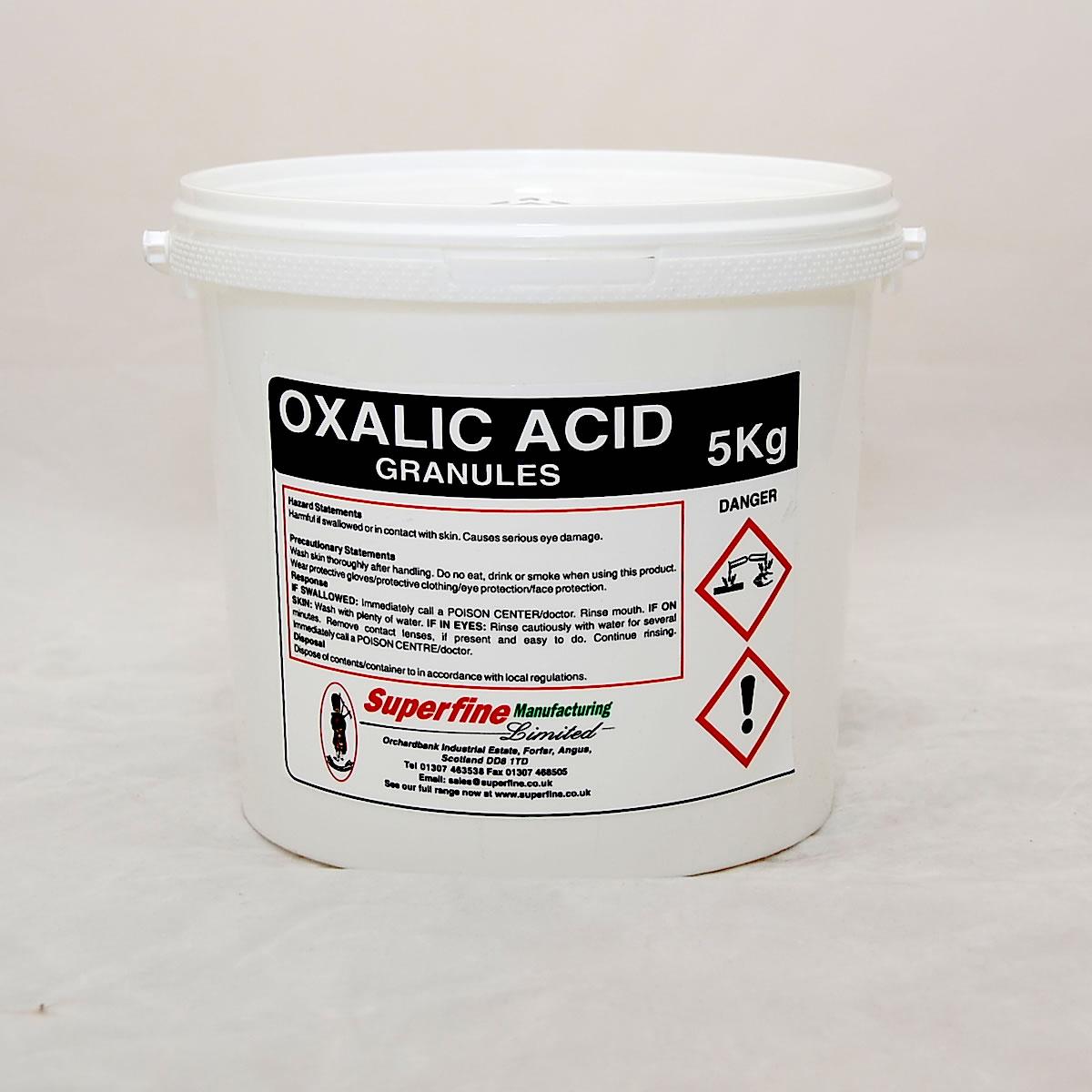 Oxalic-Acid-rusting